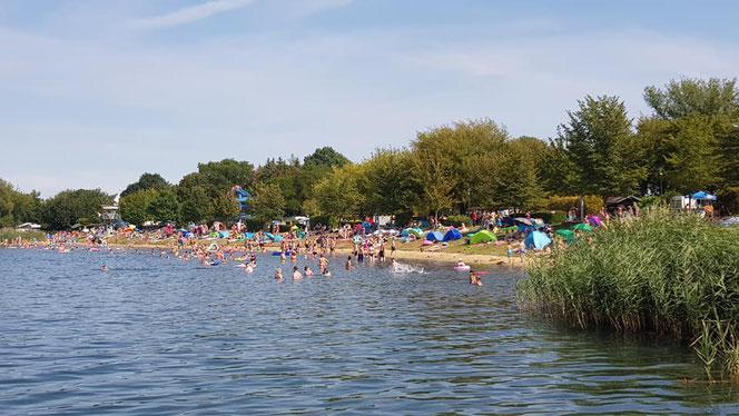 Foto: Löderburger See