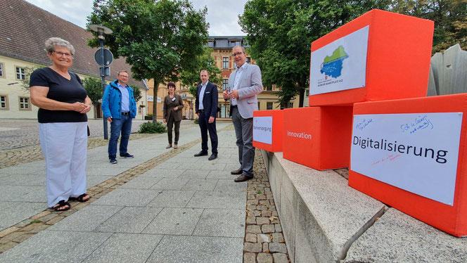 Foto: Marko Jeschor / Pressestelle Salzlandkreis