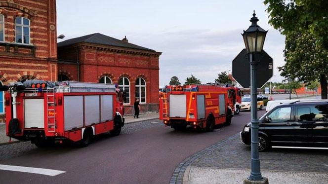 Foto: Feuerwehr Bernburg