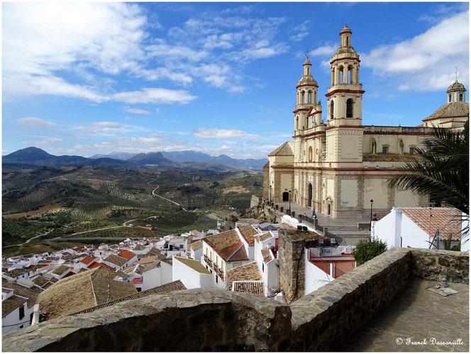 © virees en camping car Andalousie Espagne