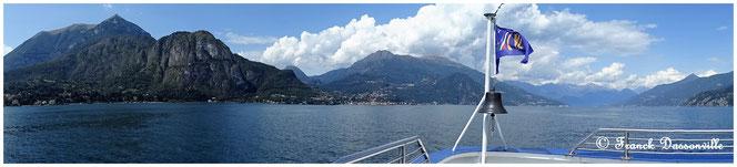 © virees en camping car Italie