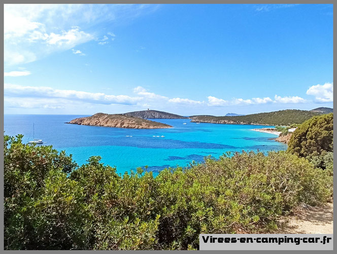 ©Virées en camping-car Sardaigne