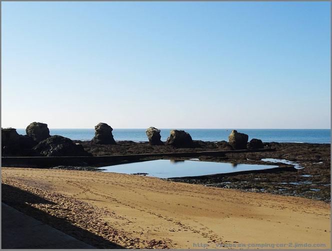 © virees en camping car Vendée