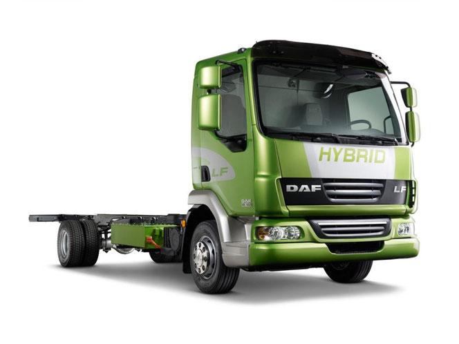 DAF LF 45 hybrid