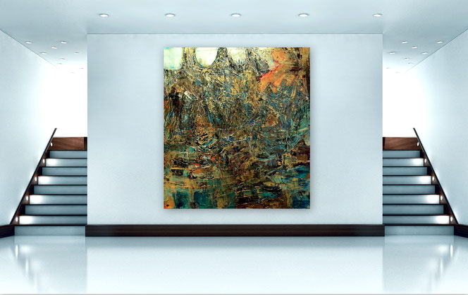 Figurativ, Abstrakte Gemälde, XXL, Moderne Malerei, Abstrakte Malerei, Moderne Gemälde, gespachtelt, XXL, zeitgenössische Malerei, abstrakte, Kunst, Galerie, große Formate,  Gemälde Galerie,