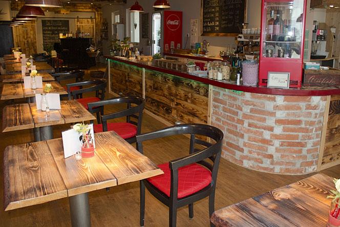 Cafe HG und Backtraum