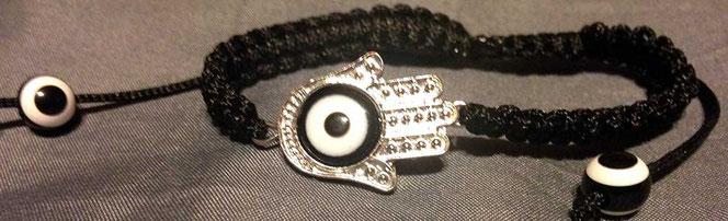 Bracelet with Hamsa