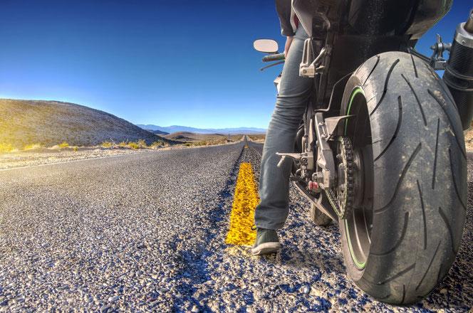 Motorradführerschein, erfolgreiche Ausbildung, hohe Quote