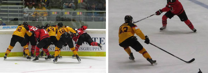 Warum Eishockey für mich der schönste Sport ist