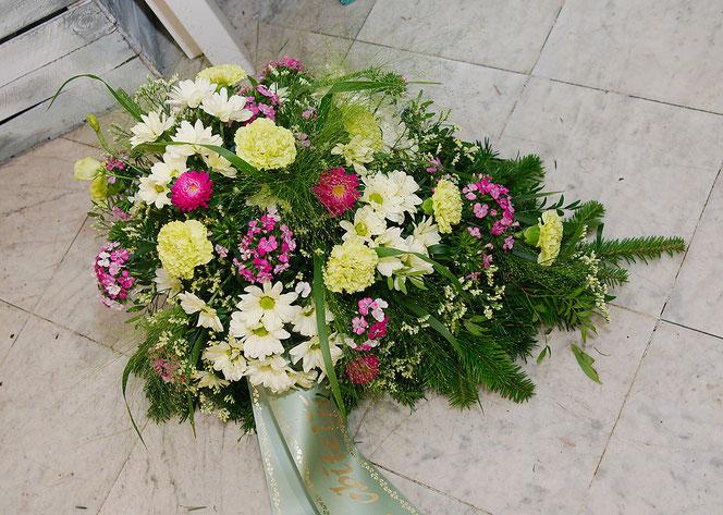 Bukett Begräbnis Wien Wiesenblumen