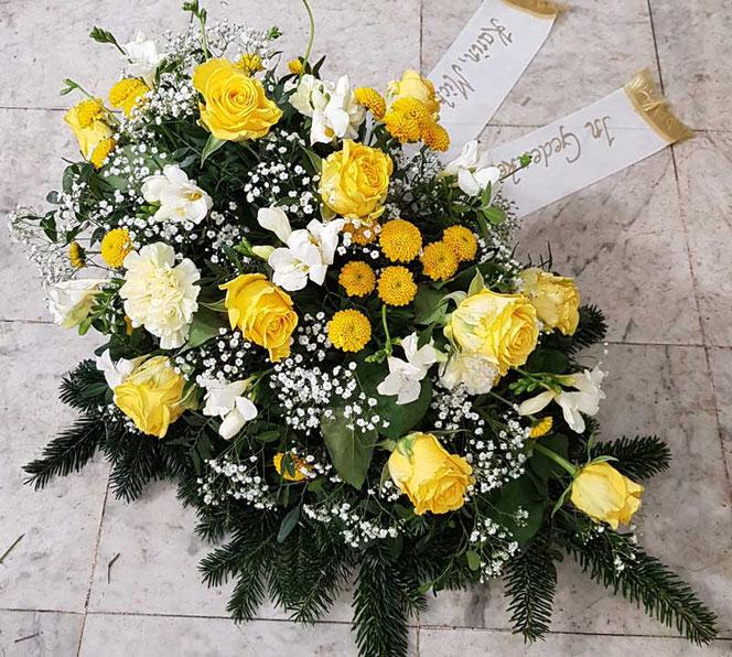 Bukett für Beerdigung Wien