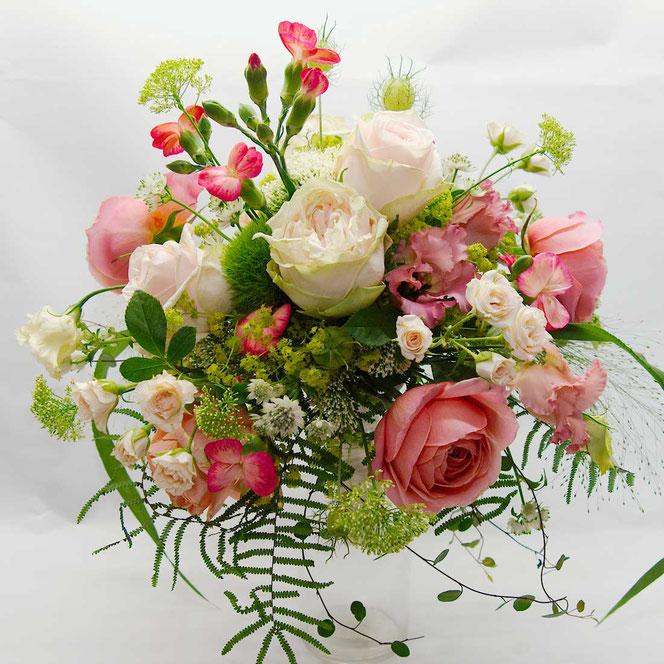 Blumen verschicken Brautstrauß Wien