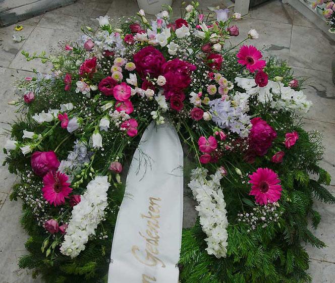 Kranz Begräbnis Wien bestellen