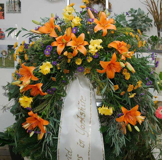 Kranz für Beerdigung in Wien bestellen