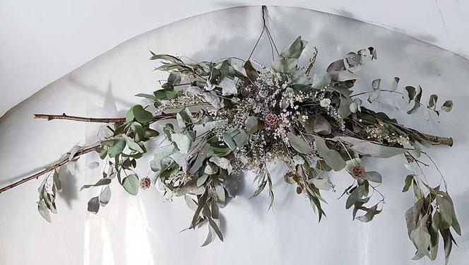 Eucalyptus und Trockenblumen in Wien bestellen