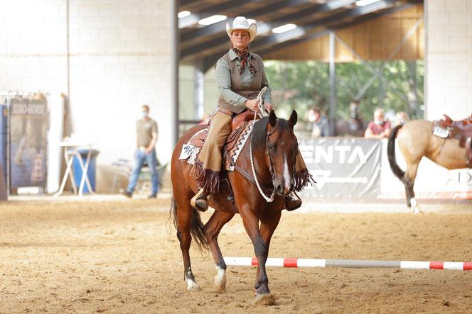 Paardenmassage - spieren van het paard in topconditie
