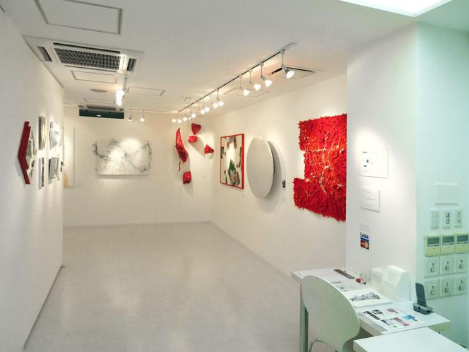 ギャラリー展示風景 1