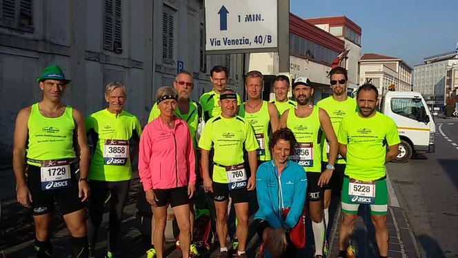 Venedig Marathon 2015