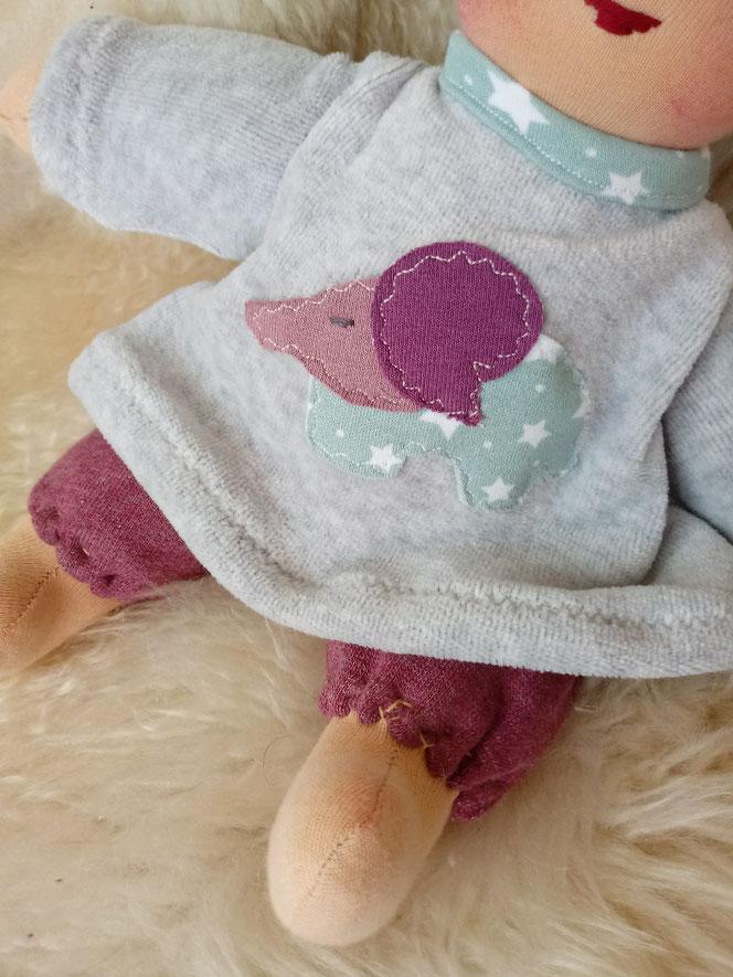 Bio-Stoffpuppe, Erstlingspuppe, erste Puppe, Schlamperle, Waldorfart, handgemachte Puppe, handgefertigt, Puppenhandwerk, individuelle Puppe passend zum Kind, Wunschpuppe, Puppe nach Wunsch, Puppenfreund, Waldorfpädagogik, Waldorferziehung, unisex Puppe