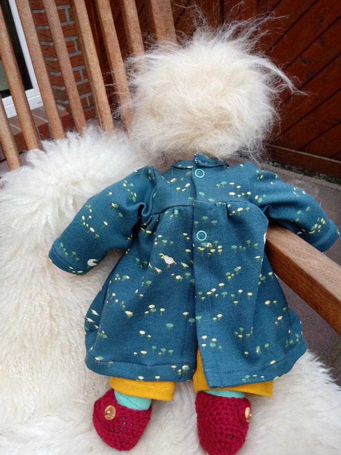 Bio-Stoffpuppe, zur Direkt-Adoption, zum Sofort-nach-Hause-holen, Wunschpuppe, individuelle Puppe passend zum Kind, handgemacht, handgefertigt, Waldorfart,  Puppenfreundin, Gliederpuppe, ökologische Kinderpuppe, Naturmaterial, ökofairliebt, bio-fair