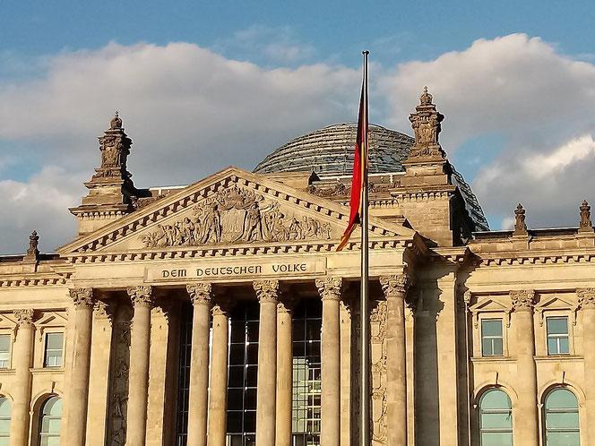Reichtstagsgebäude