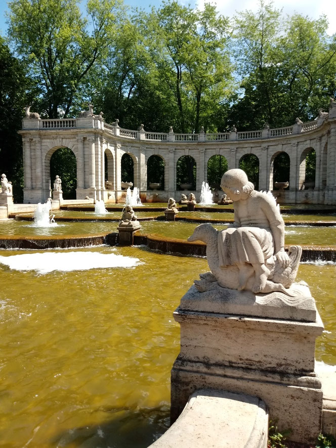 Märchenbrunnen, Berlin, Friedrichshain