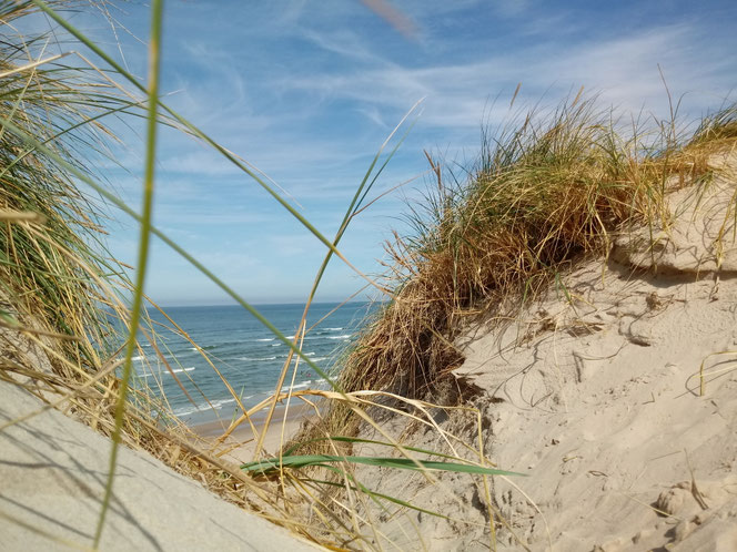 Loekken, Nordjütland, Skagerrak, Dänemarkurlaub, Kindheitserinnerung