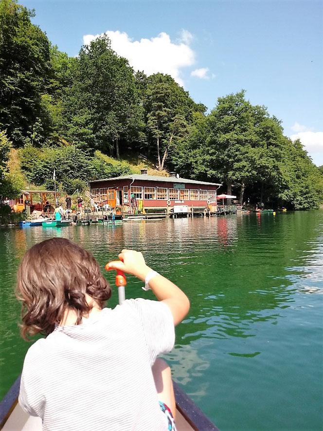Feldberger Seenlandschaft, Neugarten, Feldberg, Mecklenburg-Vorpommern,  Urlaub mit Kindern, individuell reisen, Familienurlaub, Schmaler Luzin