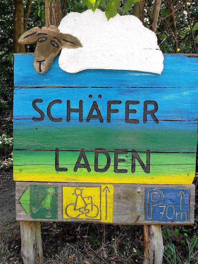 Feldberg, Carwitz, Hullerbusch, Naturlehrpfad, Schäferladen