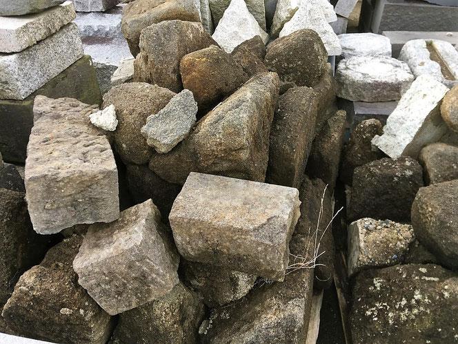 房州石 金谷石 元名石 千葉 石材 凝灰岩