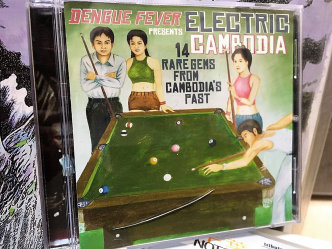 dengue fever electric cambodia