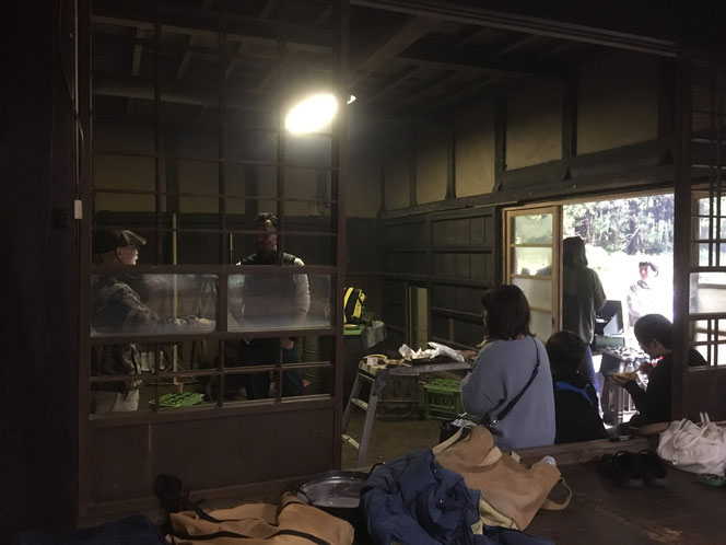 イドクボンガ 古民家 上総アートミッション 市原 米沢の森