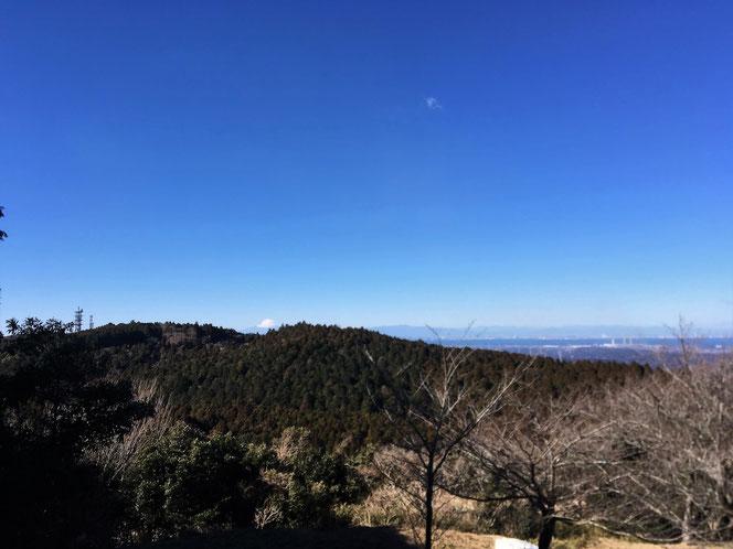 鹿野山 白鳥峰