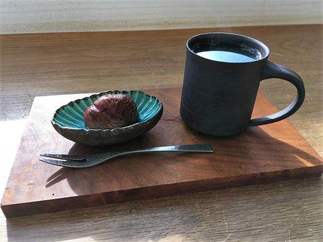 mai cafe 田淵 里山 市原市 カフェ チバニアン