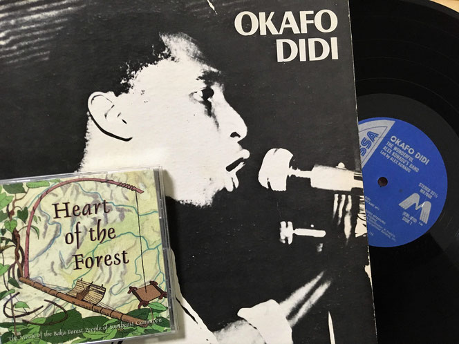 alex konadu okafo didi ghana heart of foresy baka pigmy  バカ ピグミー