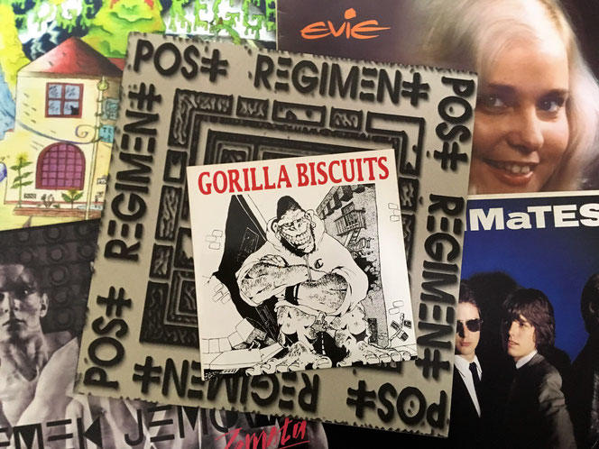 gorilla biscuits post regiment