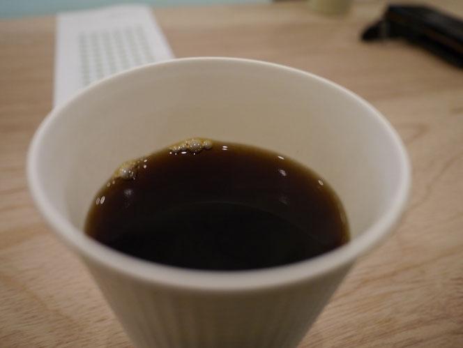 co-saten コーヒー