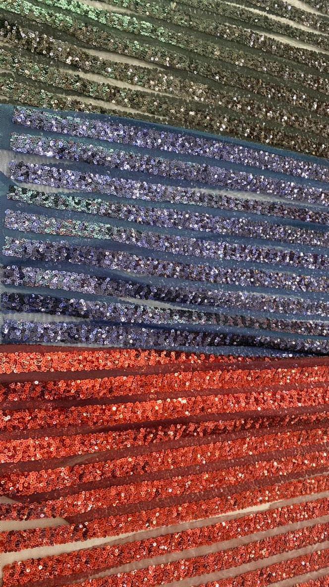 fournisseur de tissus Maille lurex