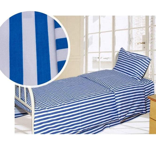 fournisseur de tissu jersey pour linge de  lit