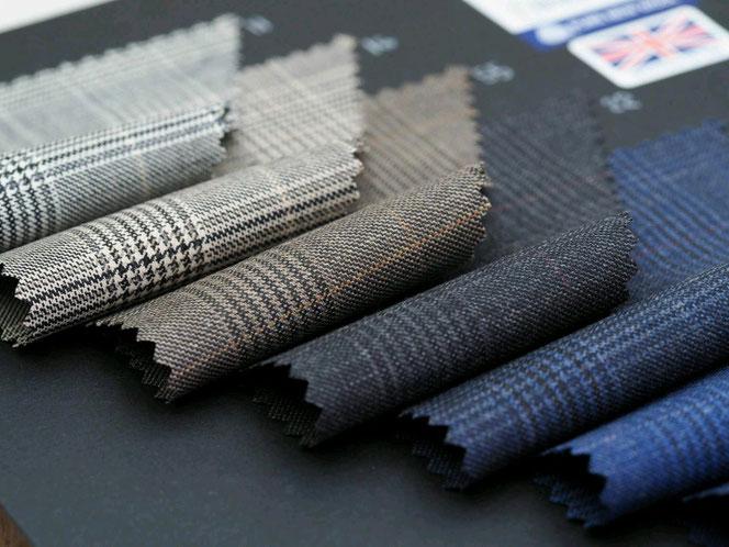 fournisseur de tissu pour costume pas cher