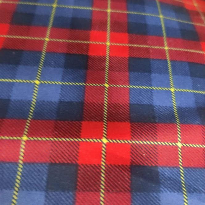 tissu pour pantalon ou short