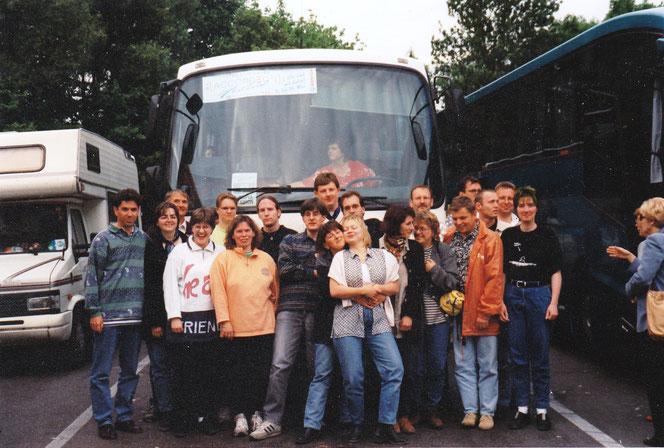 """Innsbruck 1998. In der Höchststufe konnte das erste Orchester ein """"ausgezeichnet"""" erspielen."""