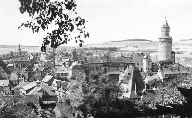 Blick von der Escher Straße