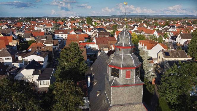 Evangelische Lutherkirche Griesheim