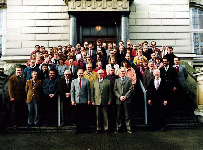 Belegschaft 1992