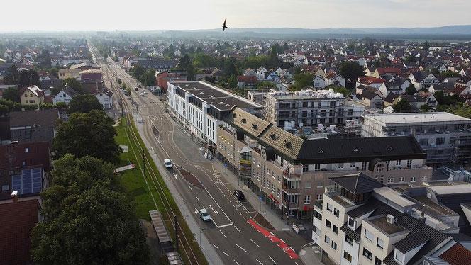 Neubau an der Leuschnerstraße