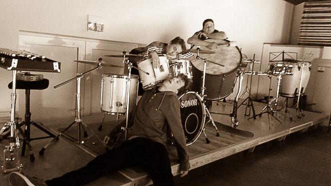 Musikverein Kreenheinstetten - Gemeinde Leibertingen, Register Schlagzeug