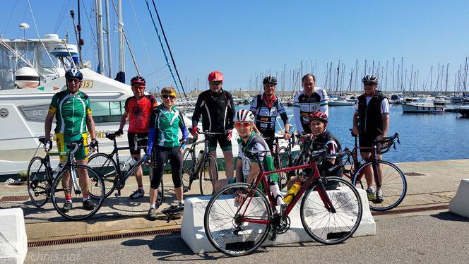 Im Hafen von La Caletta