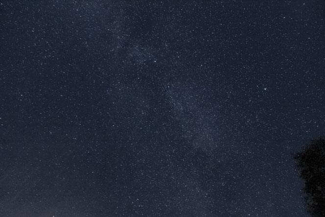 ニセコ星空