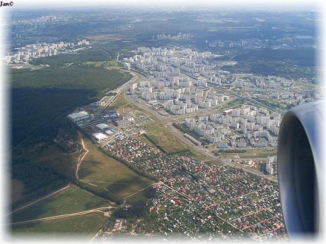 Berlin Tegel - Moskau Vnukovo  12.08.2010 -5